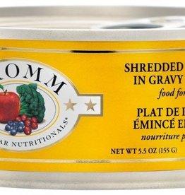 Fromm Fromm Cat Four-Star Shredded Chickn in Gravy Entree 5.5oz