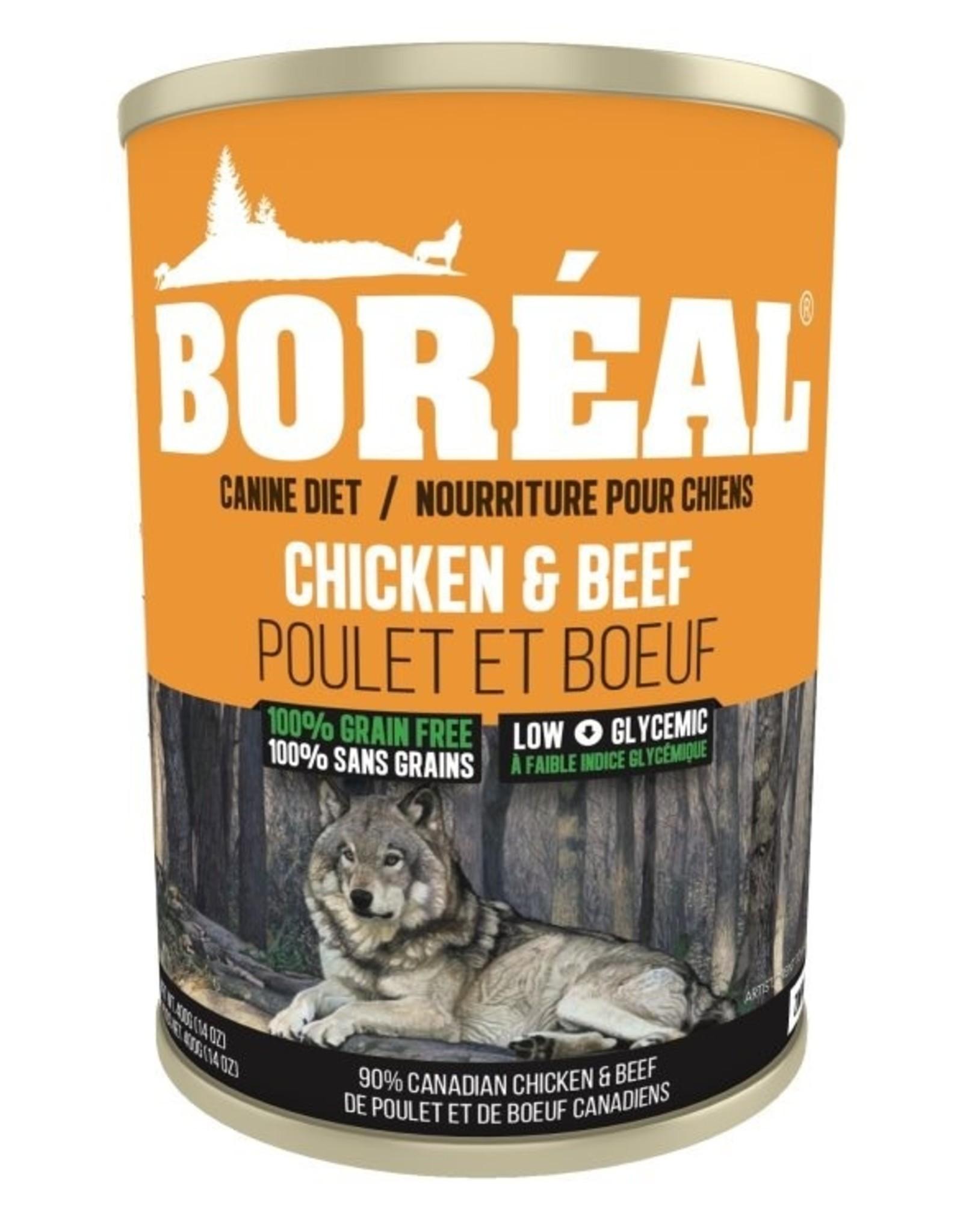 Boreal BOREAL ORIGINAL Dog Chicken & Beef  690g
