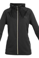 Back On Track ALISSA  Womens hoodie, M, Black