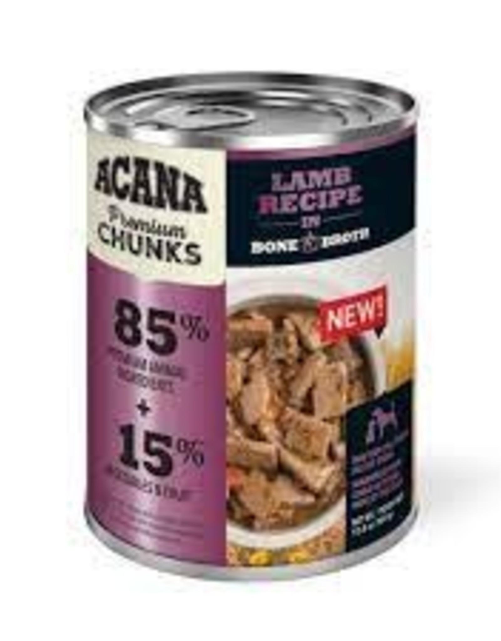 Acana Acana, Premium Chunks, Lamb Recipe in Bone Broth