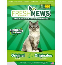 FreshNews Paper Cat Litter 11.34kg