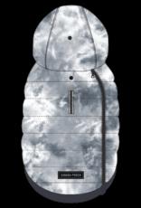 Canada Pooch Canada Pooch Prism Puffer Grey Tie Dye Size 16