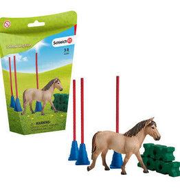 SCHLEICH SCHLEICH Pony Slalom