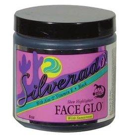 Silverado Silverado Face Glo  Black 8OZ