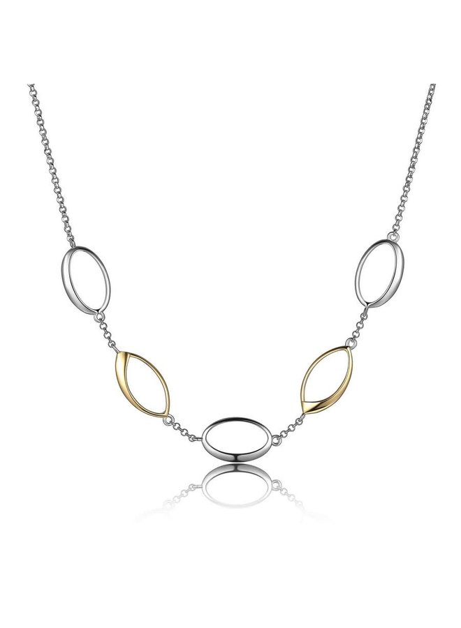 Collier blink .925 2 tons 18''