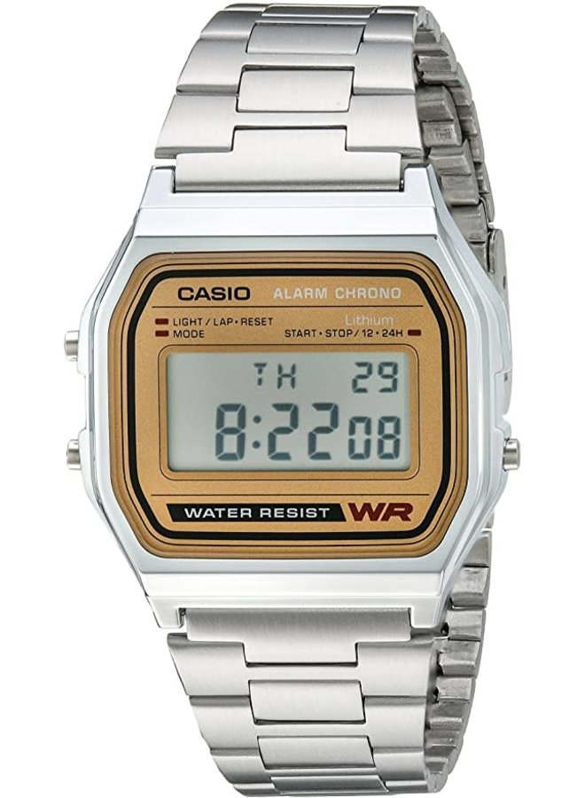 Casio Digital alarme chrono
