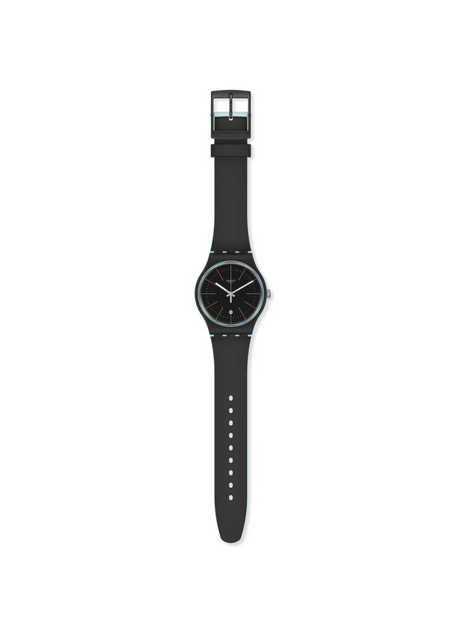 SWATCH BLACK LAYERED