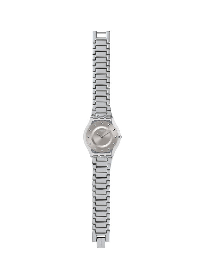 MONTRE SWATCH SILVER DRAWER