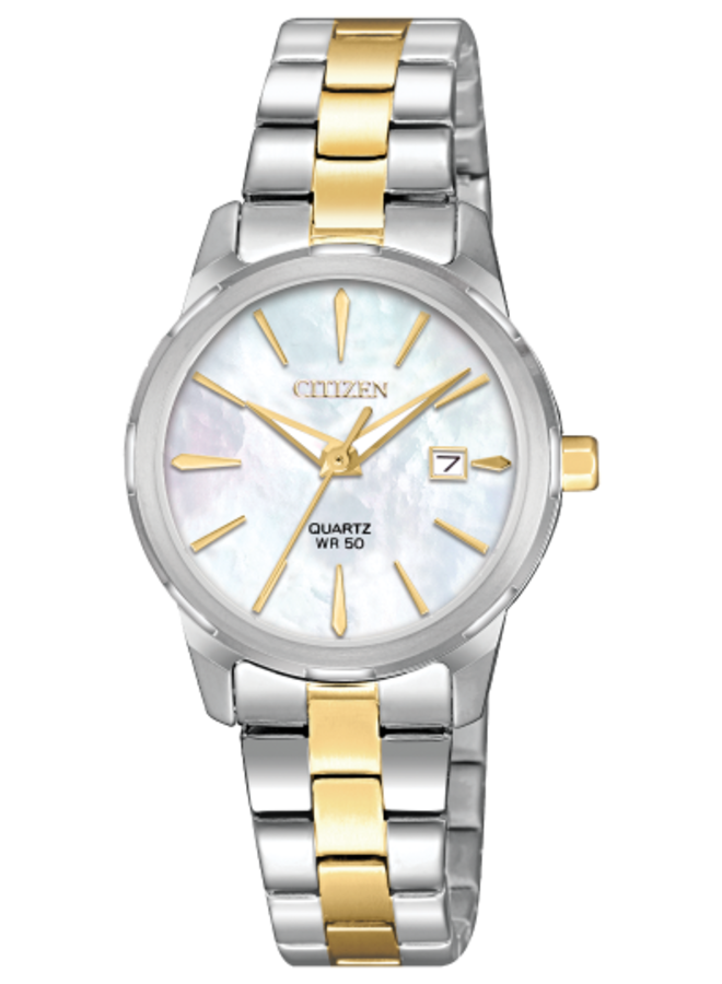 MONTRE CITIZEN 2T FOND NACRE