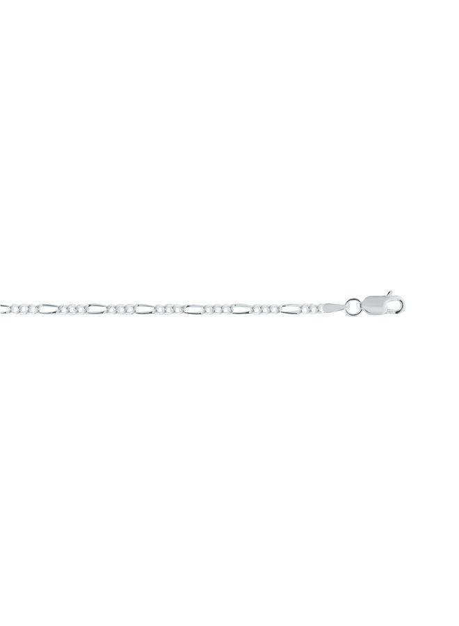 Chaine .925 18'' figaro