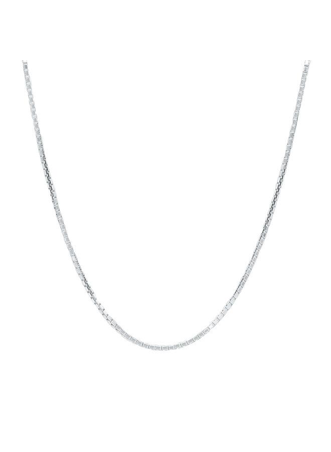 Bracelet .925 7''  Foxtail