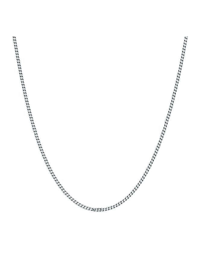 Bracelet .925 7'' gourmette