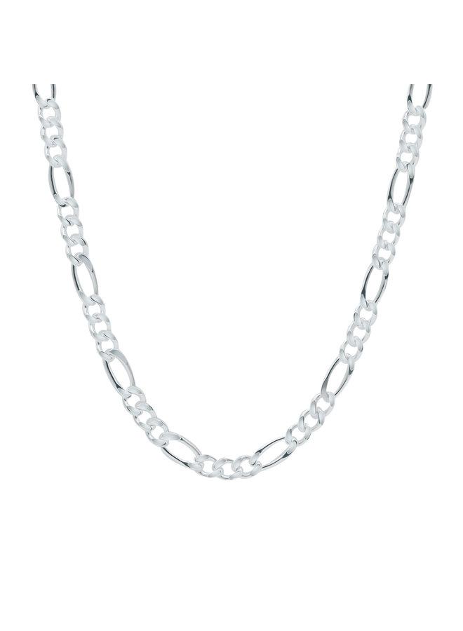 Bracelet .925 8.5'' Figaro