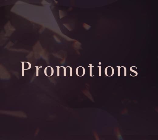 Découvrez nos promotions uniques