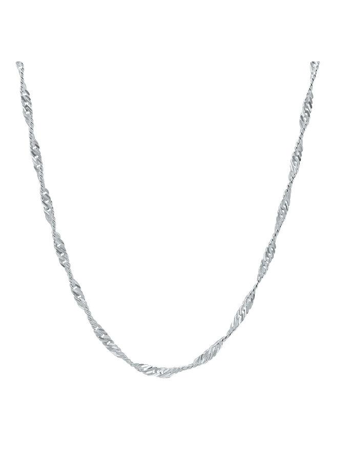 Chaine .925 20'' singapour