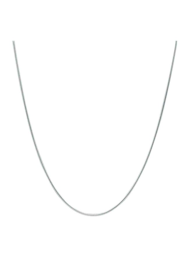 Chaine .925 16'' Foxtail