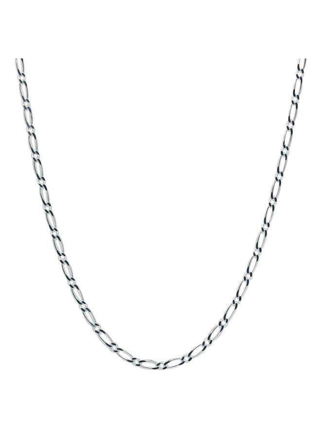 Chaîne.925 18''  Figaro