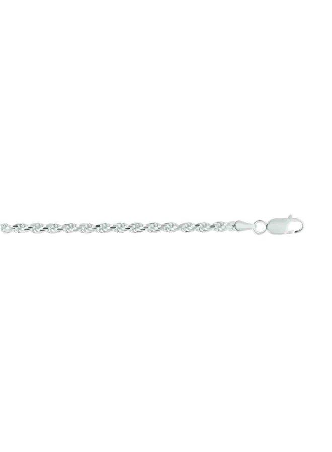 Chaine  .925  18''  Torsade