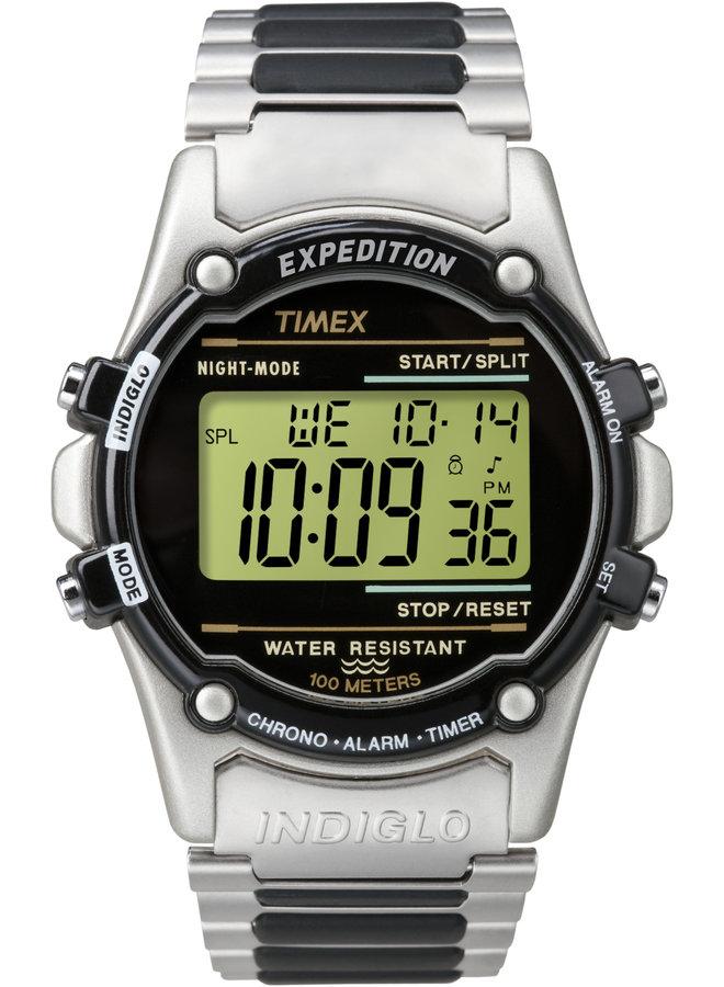 Timex homme digital alarme chrono