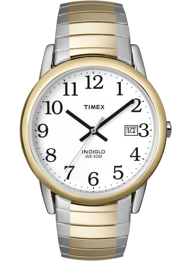 Timex homme indiglo extensible 2tons