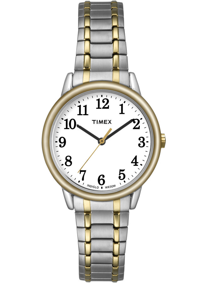 Timex dame indiglo extensible 2 tons