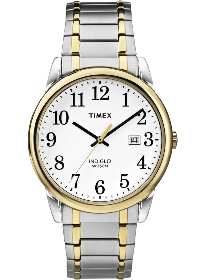 Timex homme indiglo extensible 2 tons