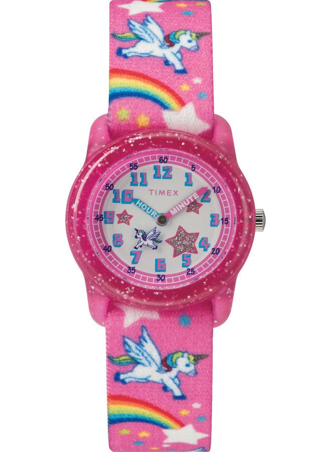 Timex enfant rose licorne