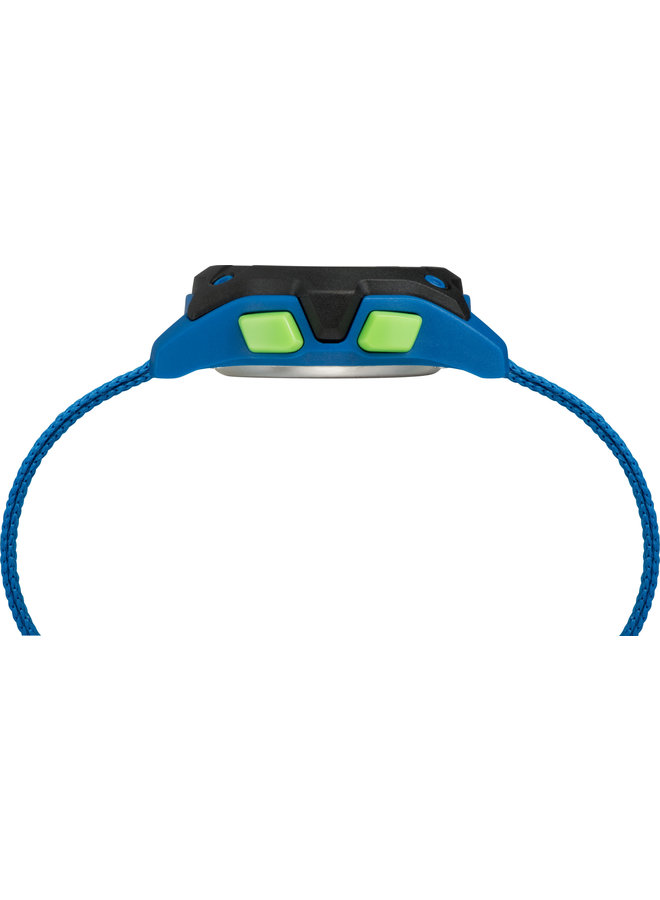 Timex enfant digital bleu et vert