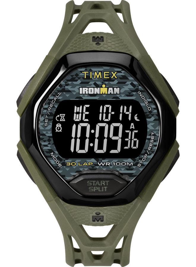 Timex homme digital kaki
