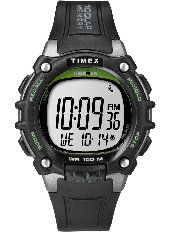 Timex homme digital noir et vert