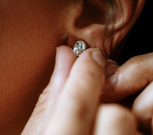 Boucles d'oreille pour homme et femme
