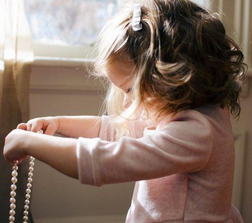 Collection de bijoux pour enfant