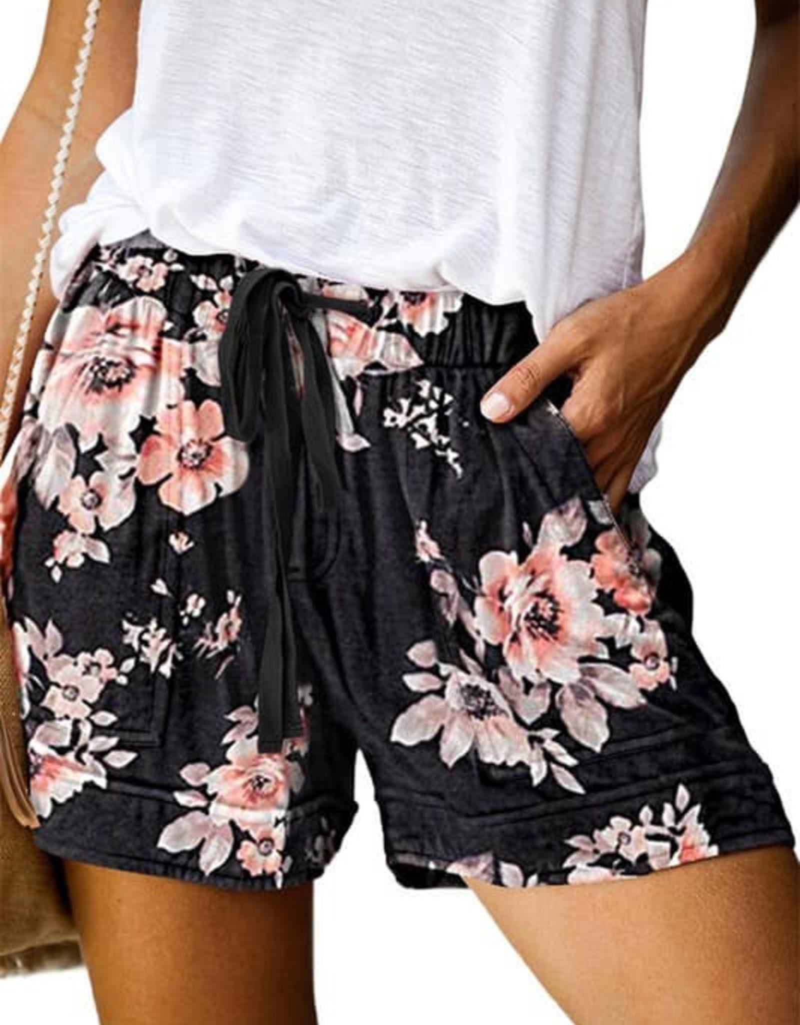 Comfy Drawstring Shorts