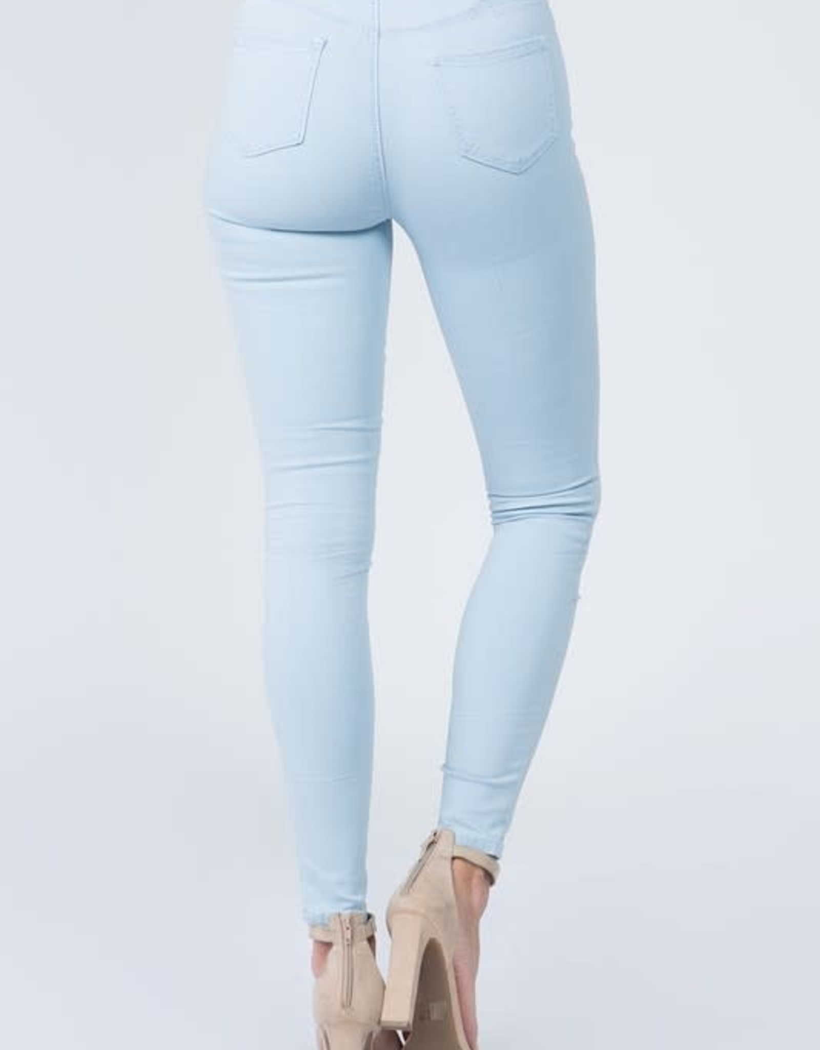 American Brazi High Rise Super Skinny Jeans