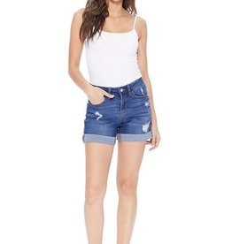 Judy Blue Cuffed Shorts