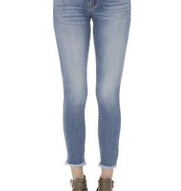 Petite Raw Hem KanCan Jeans