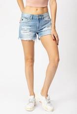 KanCan KanCan Distressed Shorts