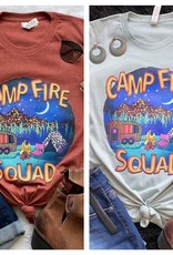Campfire Squad Graphic Tee