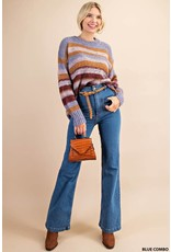 Multi-Striped Sweater