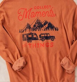 Vintage Washed Graphic Sweatshirt