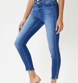 High Rise Ankle Skinny KanCan Jeans