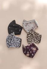 5-Pack Mixed Print Women's Masks