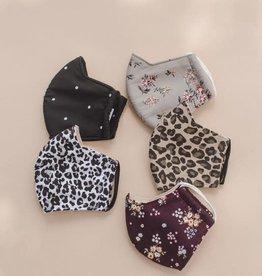 5-Pack Women's Masks