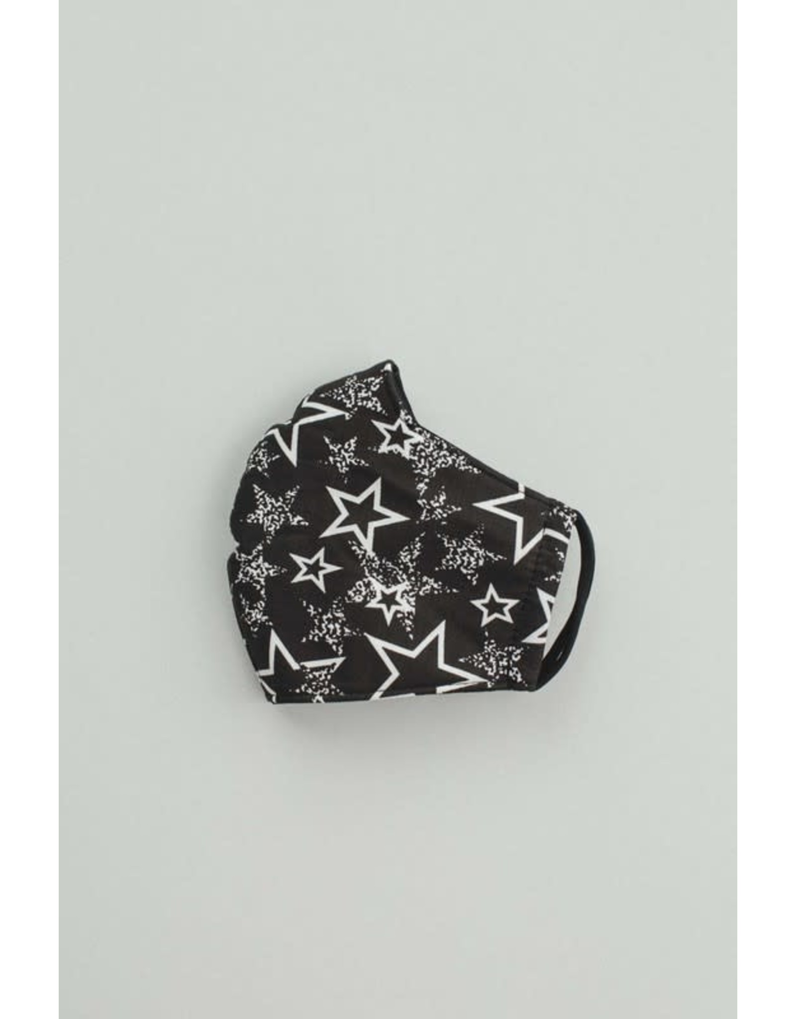 Star Print Face Mask