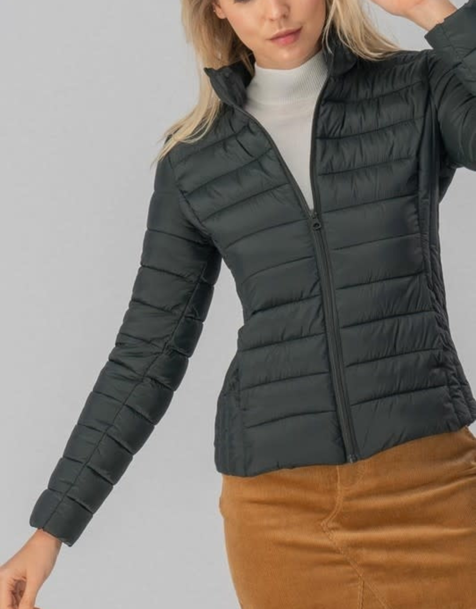 Light Weight Puffer Jacket