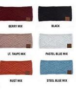 CC  Criss Cross Pattern Headwrap