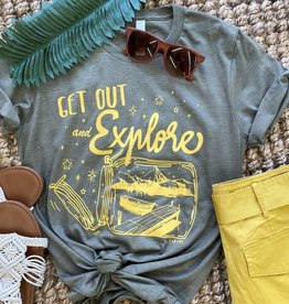 Get Out and Explore Tee