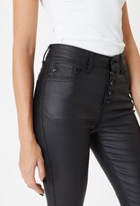 KanCan Faux Leather Jeans