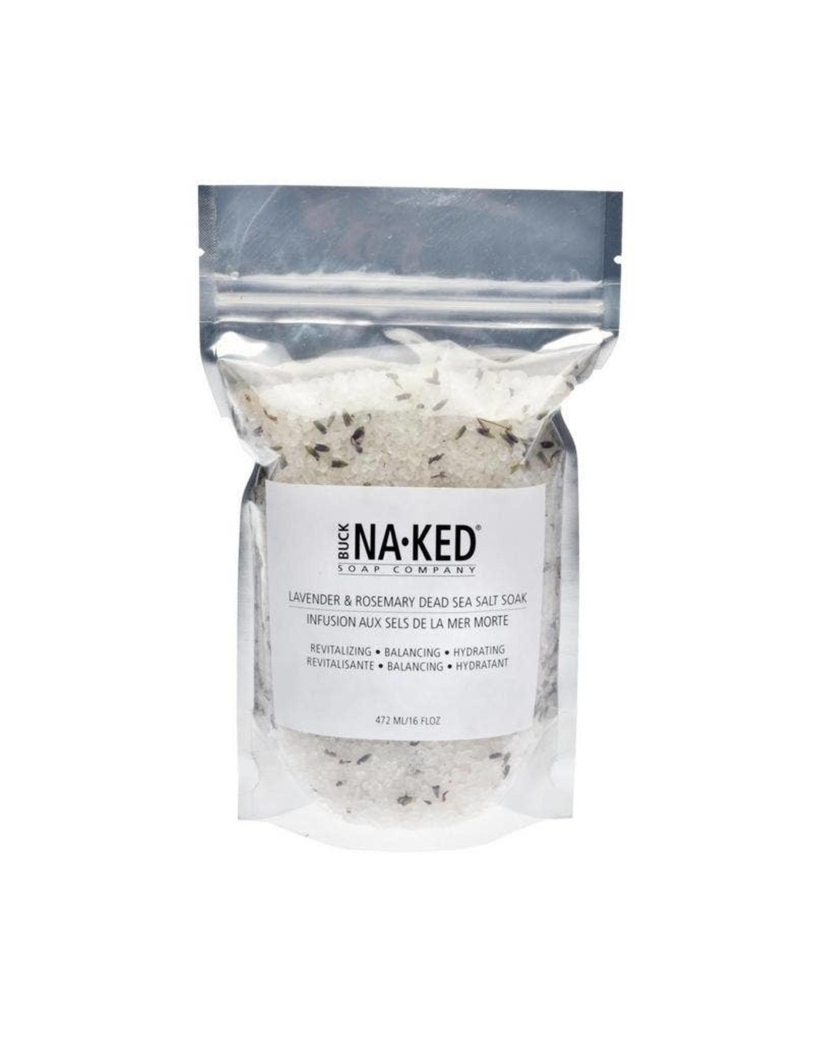 Buck Naked Salt Soak