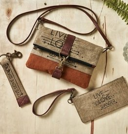 Live Love Wander Crossbody Bag